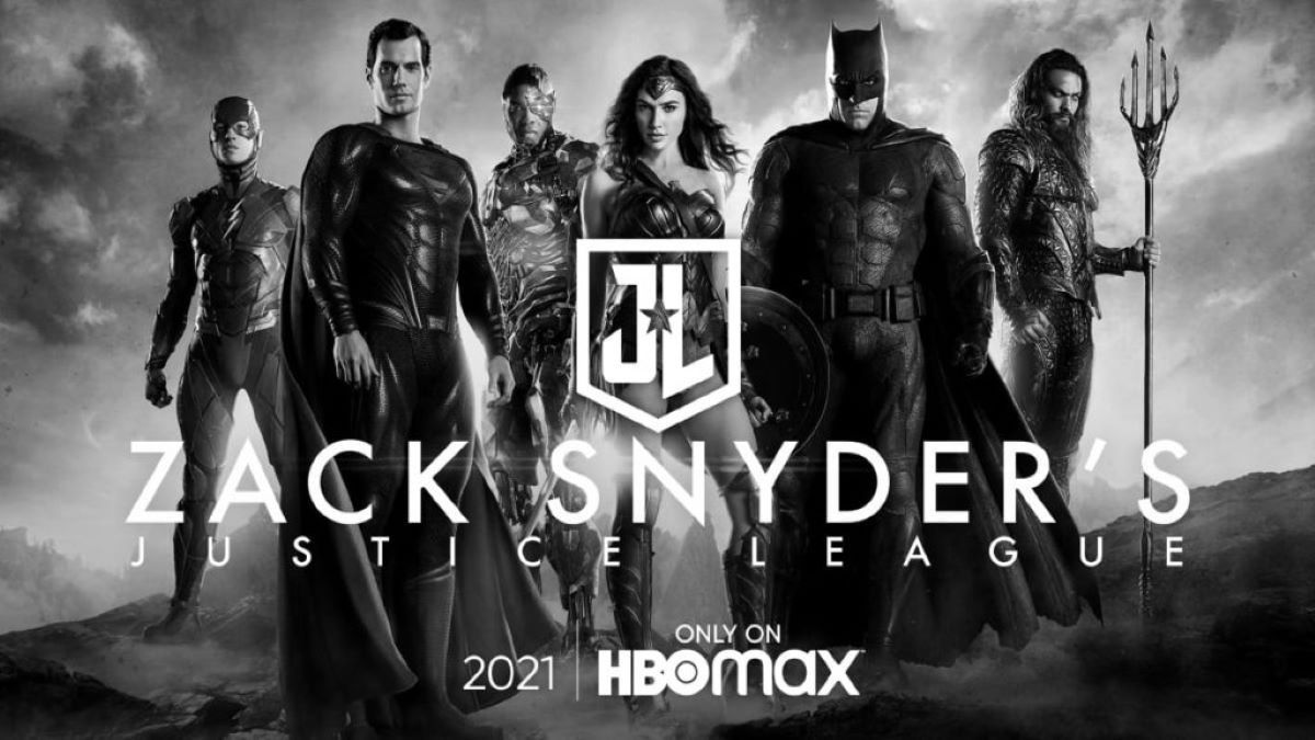 Liga da Justiça The Snyder Cut