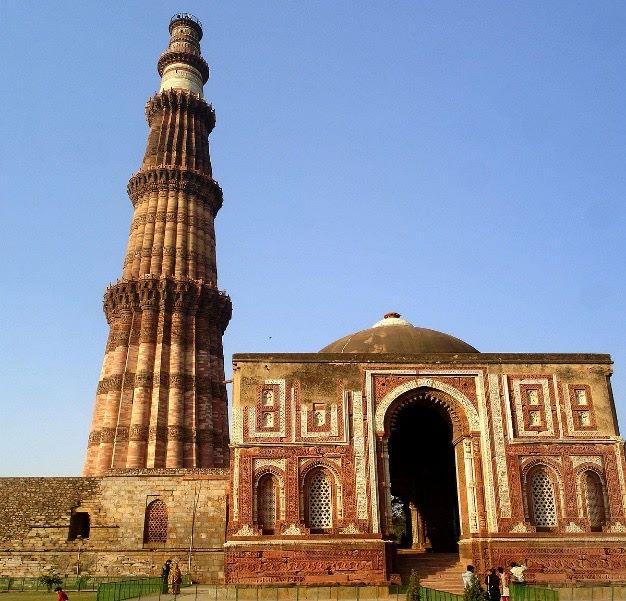pontos turísticos Índia