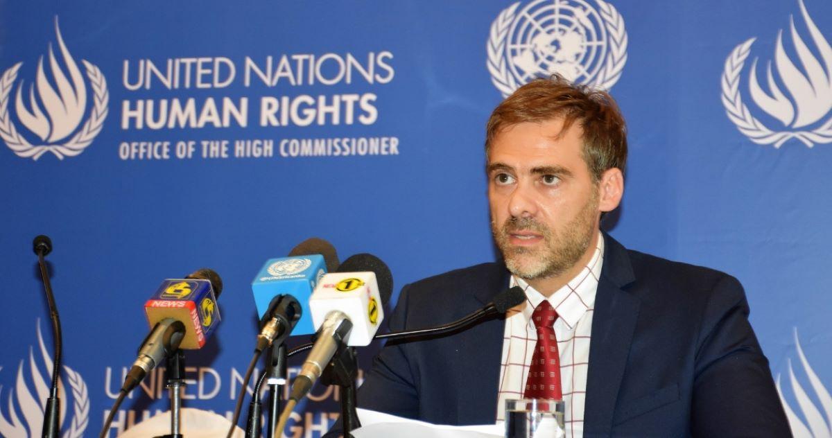 ONU critica o Brasil