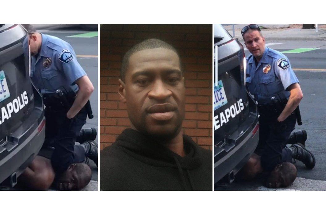 4 policiais matam homem negro