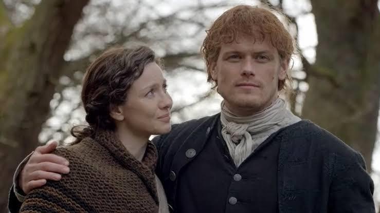Outlander na Netflix