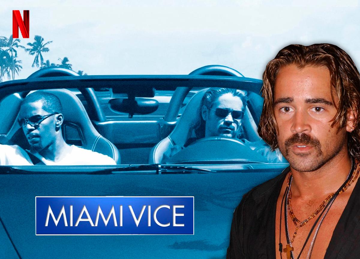 'Miami Vice': Protagonista do filme cai em pegadinha e passa mal