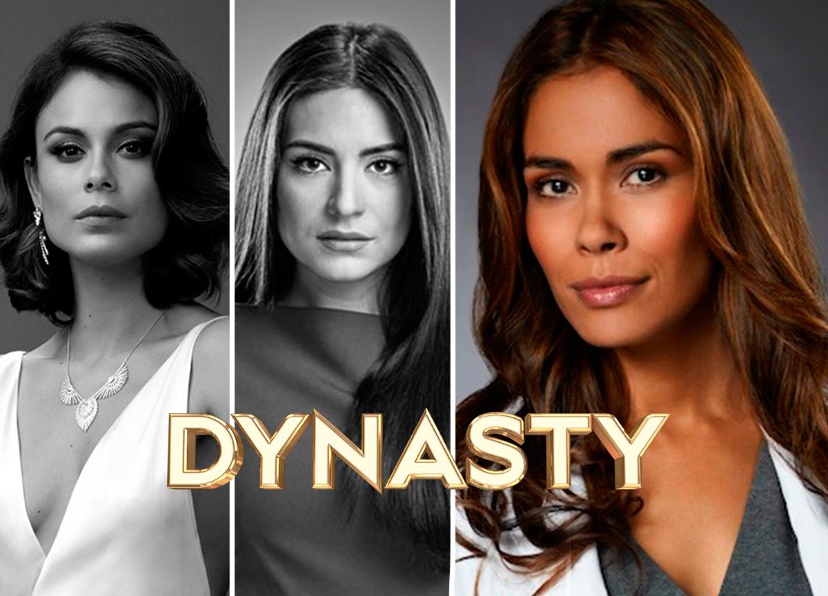 dinastia netflix terceira temporada