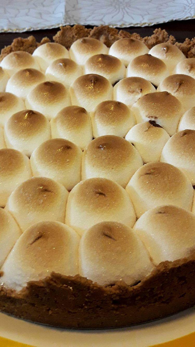Torta de S'mores