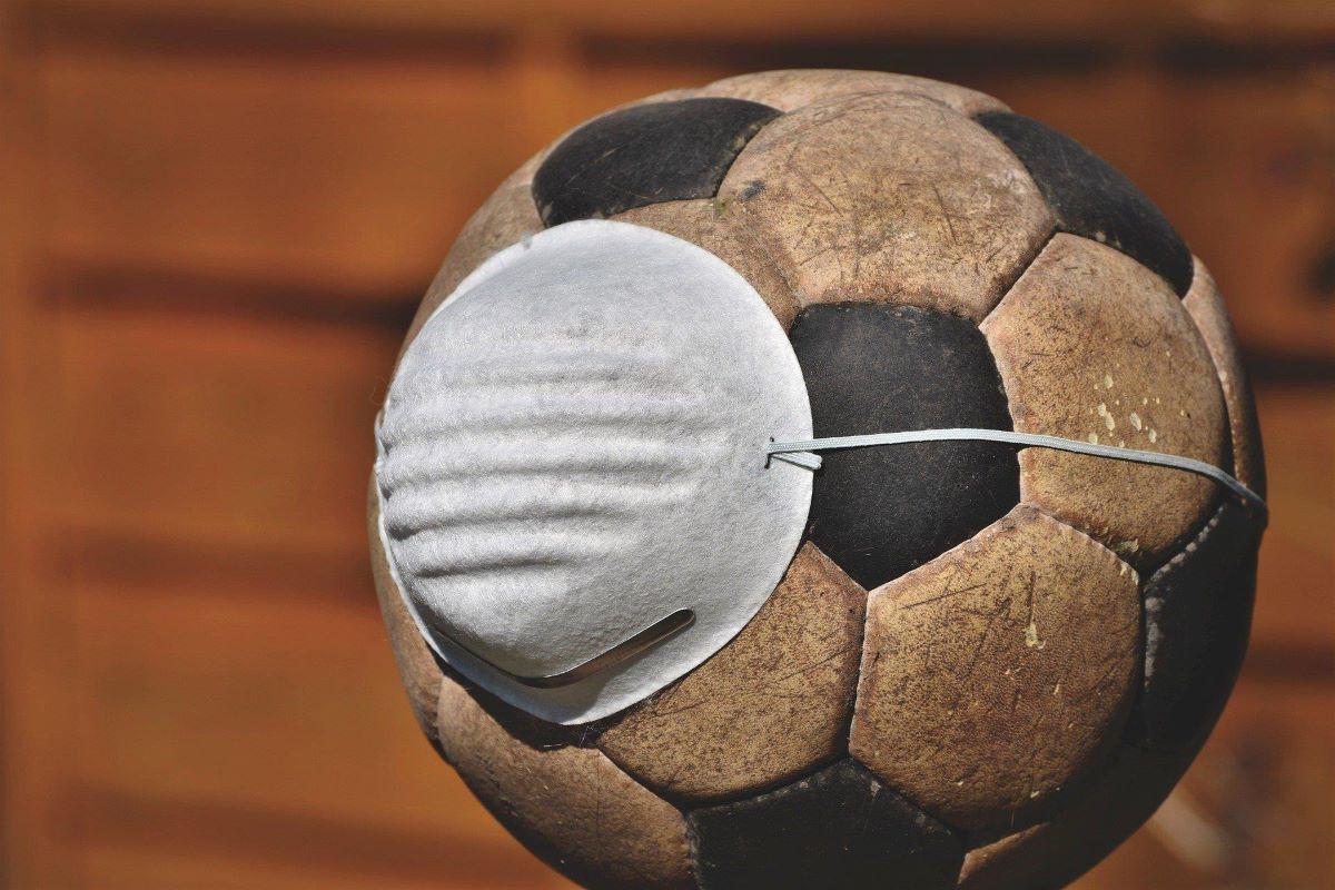 futebol coronavírus