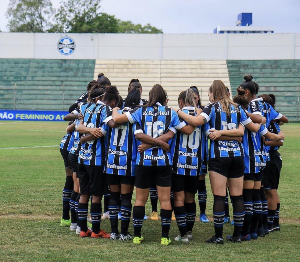 Time feminino do Grêmio