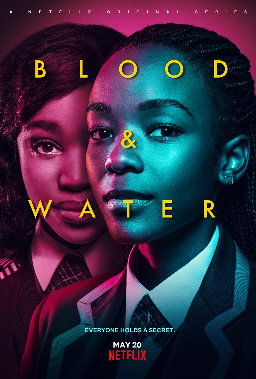 série sangue e água elenco