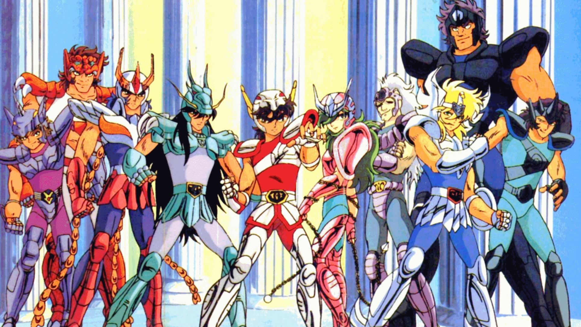Os 5 melhores animes dos anos 90 – os desenhos que fazem sucesso até hoje