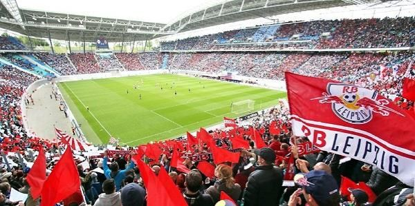 Torcida do RB Leipzig