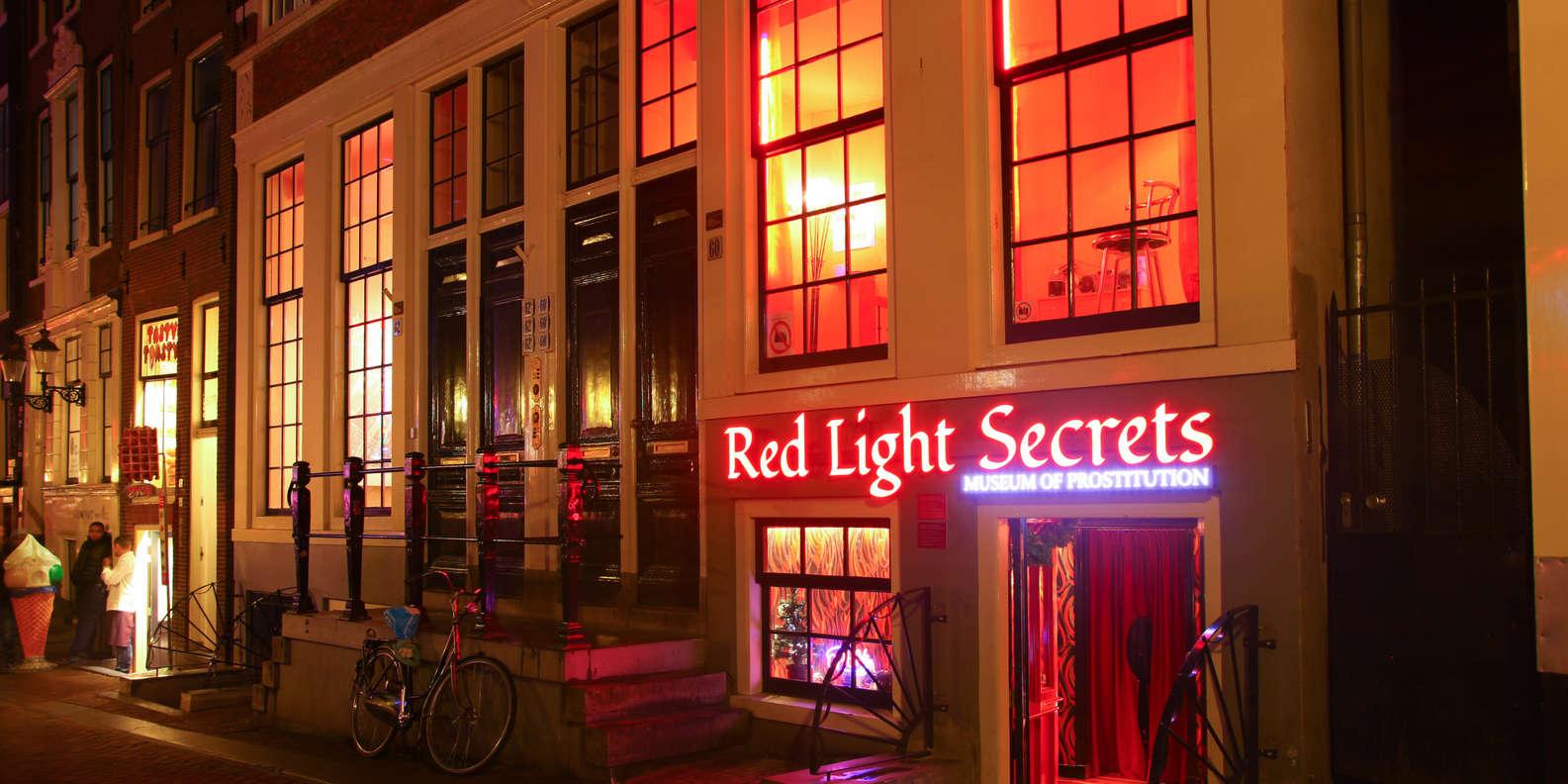 Red Light Secrets: o primeiro museu da história da prostituição
