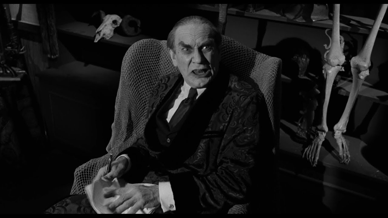 Martin Landau como Béla Lugosi