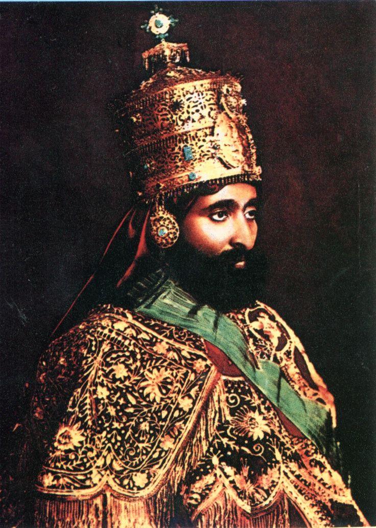 Ras Tafari, o Deus vivo