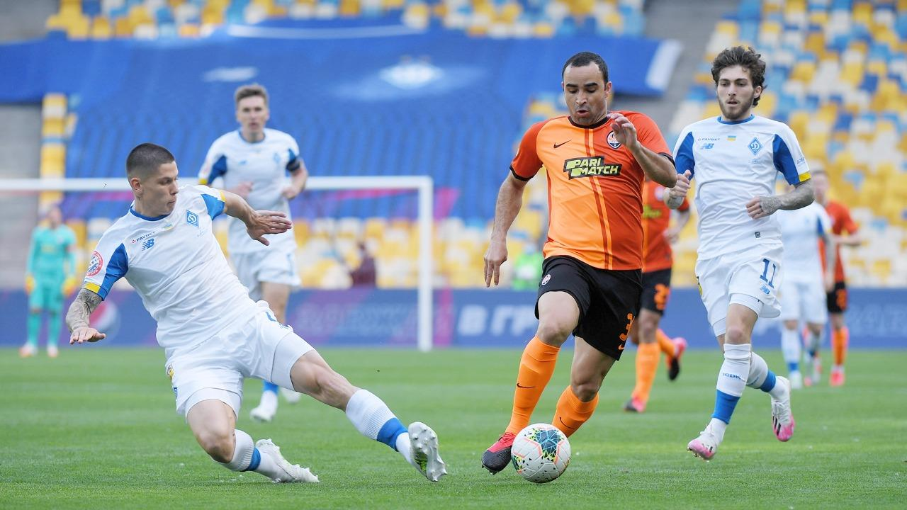 Futebol ucraniano retorna