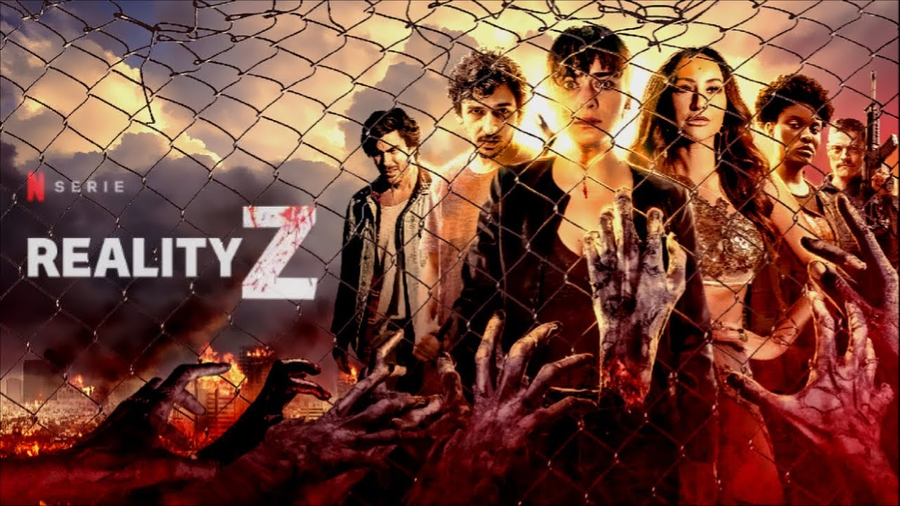 'Reality Z': Saiba tudo sobre a série brasileira de zumbis da Netflix