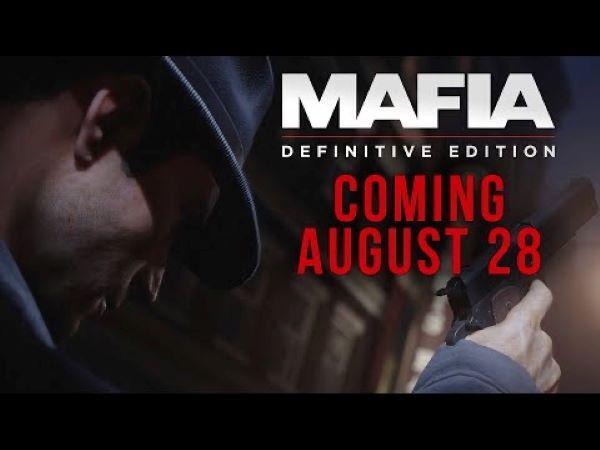 remasterização mafia