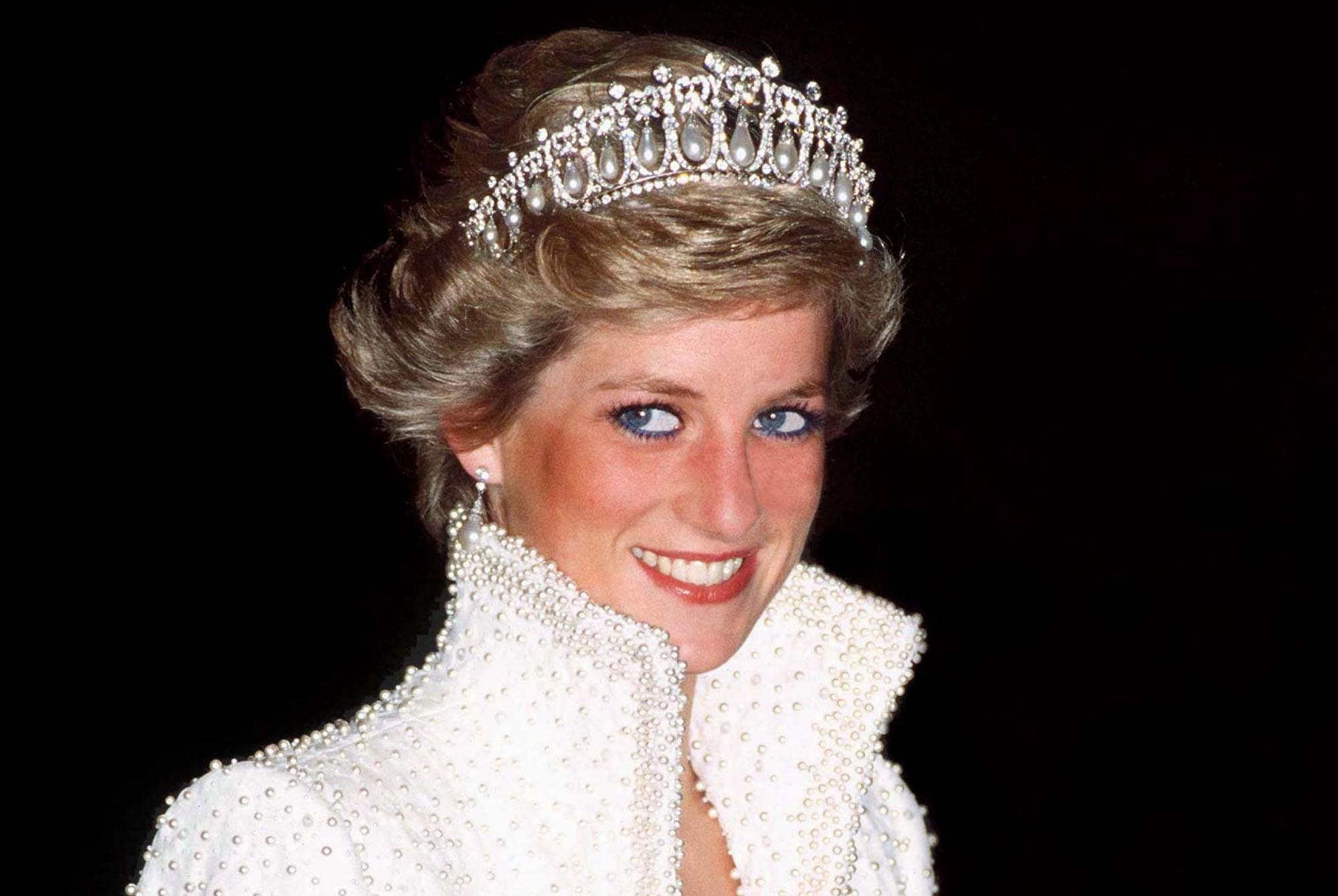 Princesa Diana morte