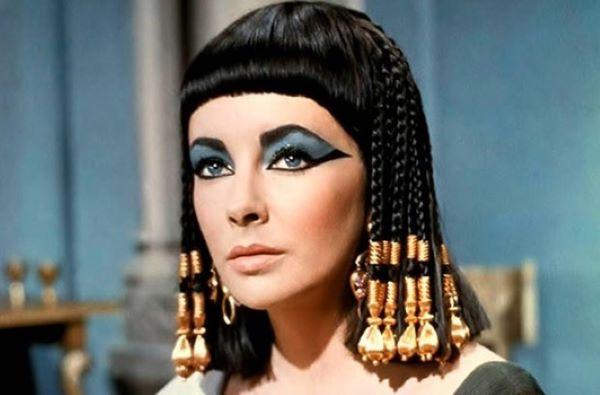 Cleópatra de Elizabeth Taylor