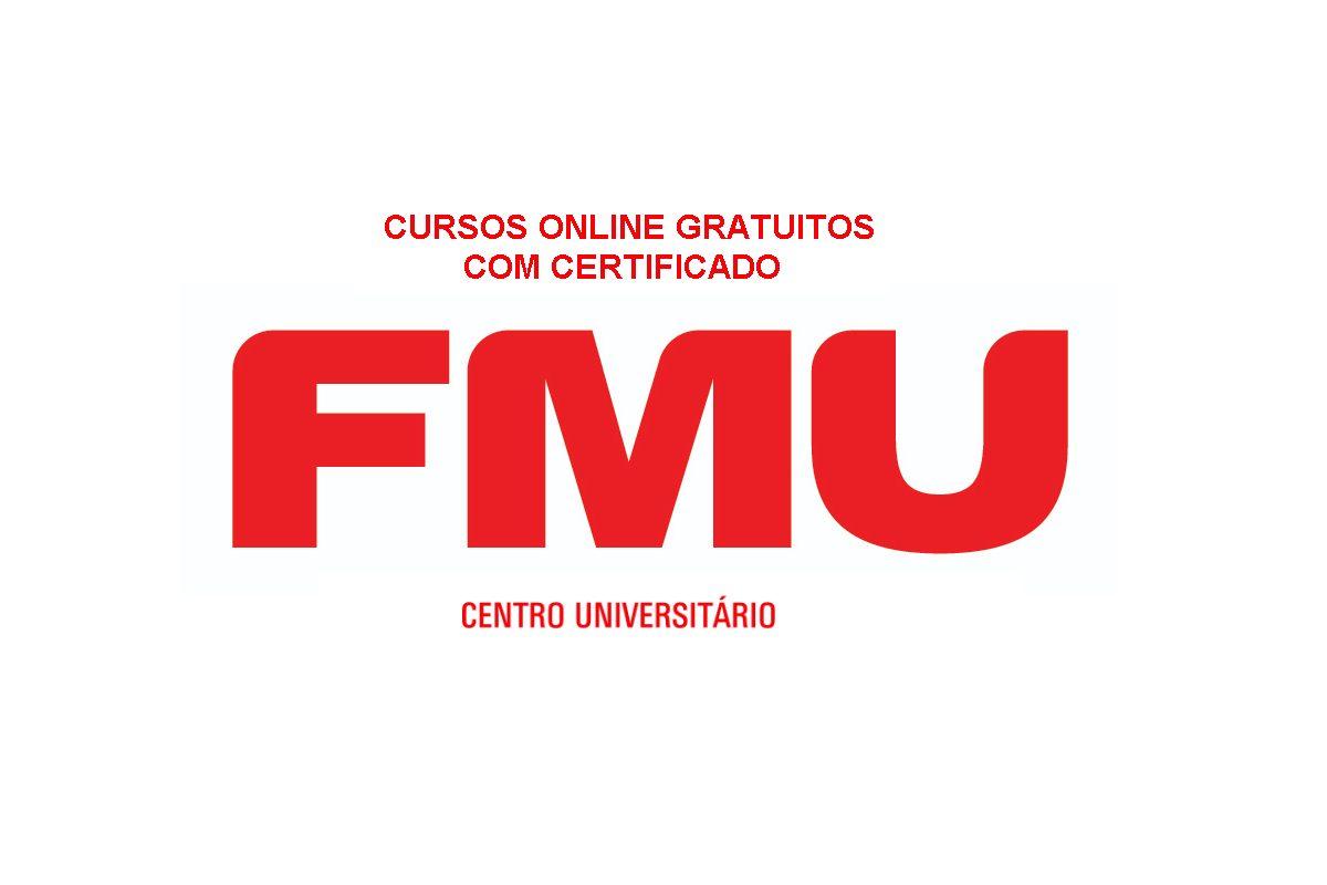 FMU cursos gratuitos