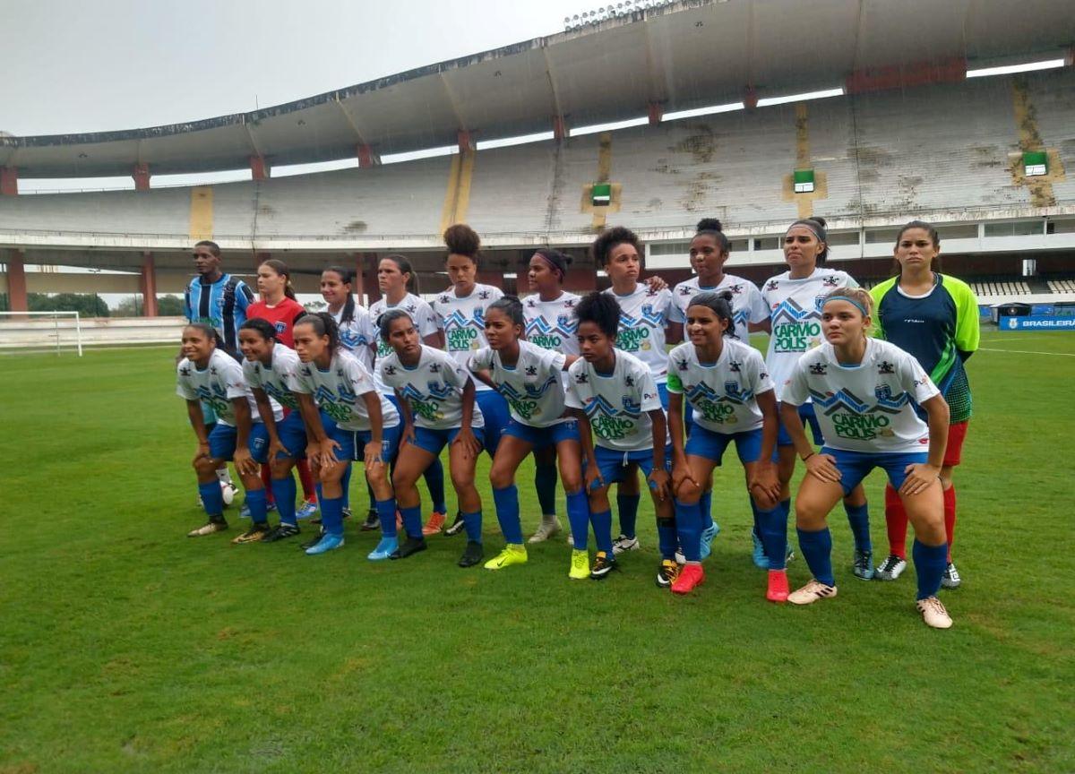 futebol feminino na pandemia