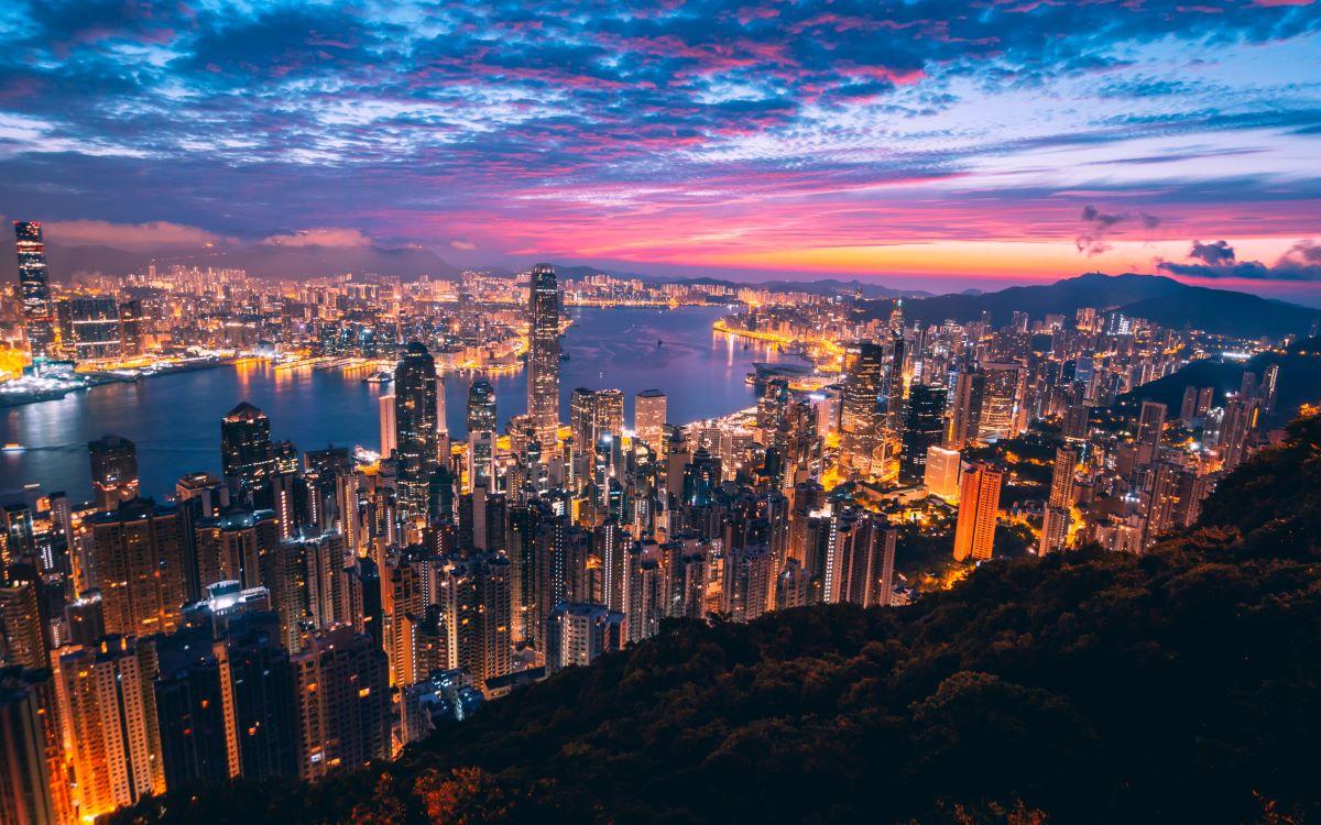 perda de autonomia de Hong Kong