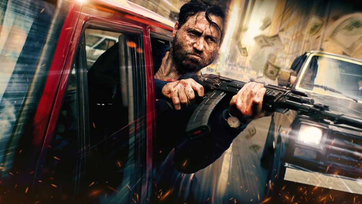 'The Last Days of American Crime': O filme mais assistido da Netflix