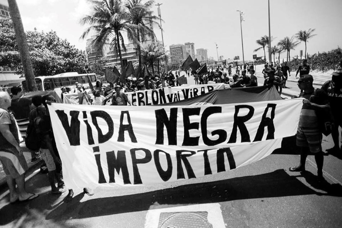 movimento antirracista