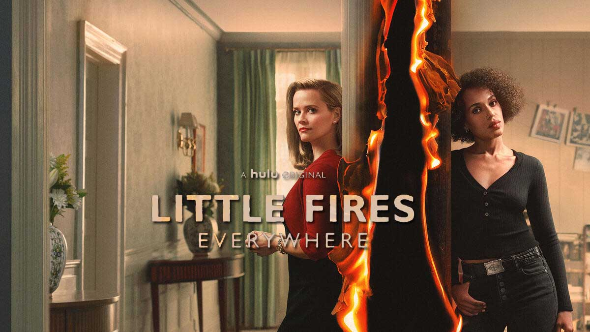 little fires everywhere no prime video