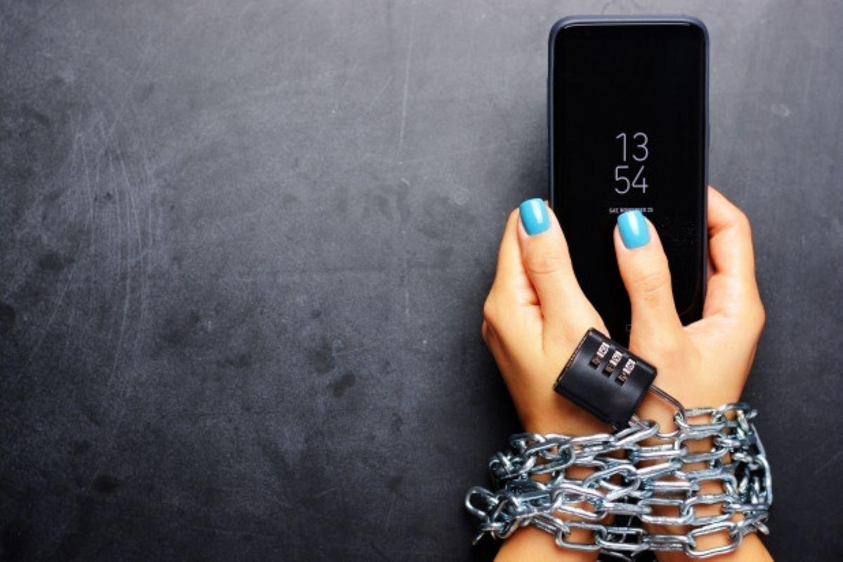 Vício em celulares na pandemia