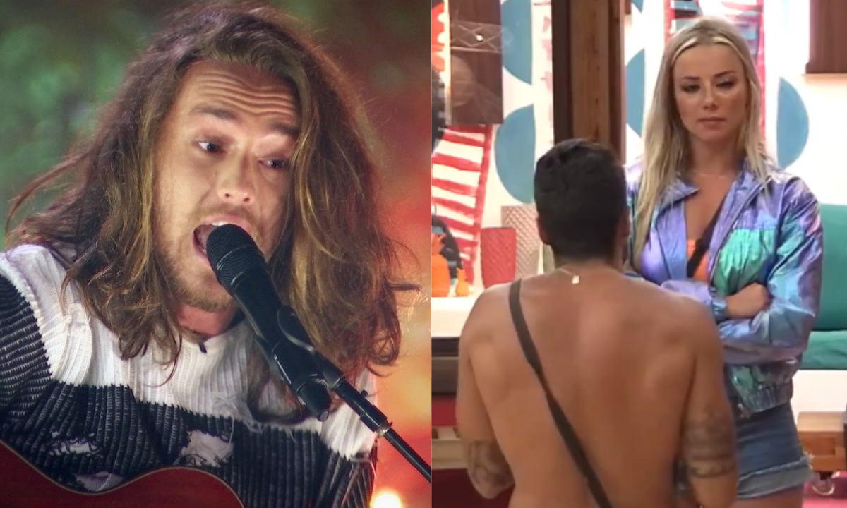 De Férias Com o Ex: Vitor Kley manda mensagem para Lipe e Marcele
