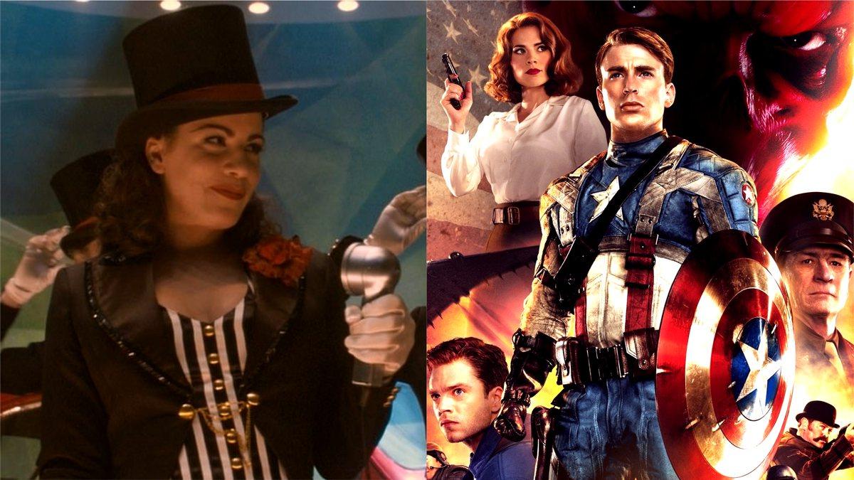 Mollie Fitzgerald, atriz de Capitão América, mata própria mãe a facadas
