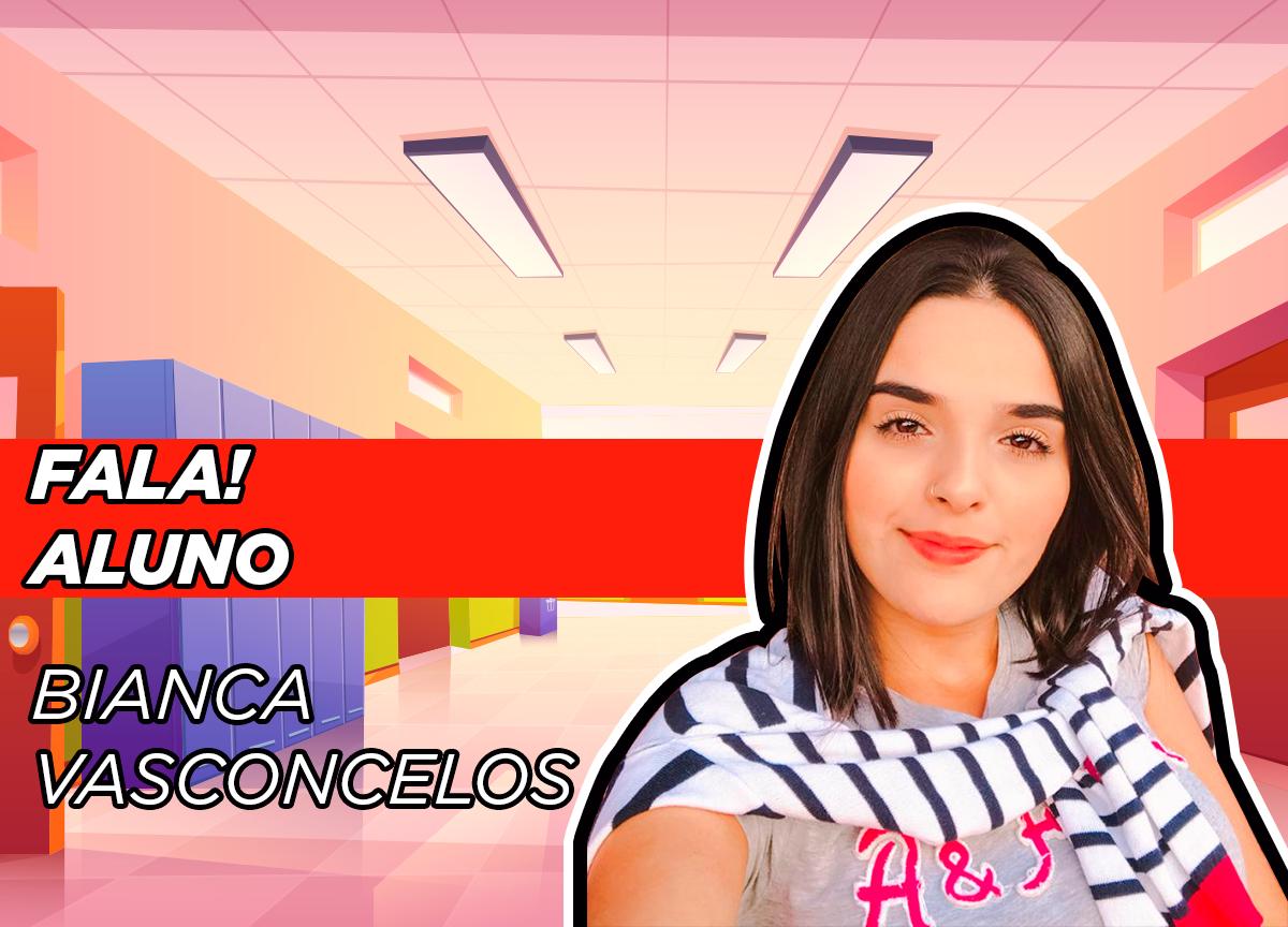 Bianca Vasconcelos deixou engenharia civil para cursar economia