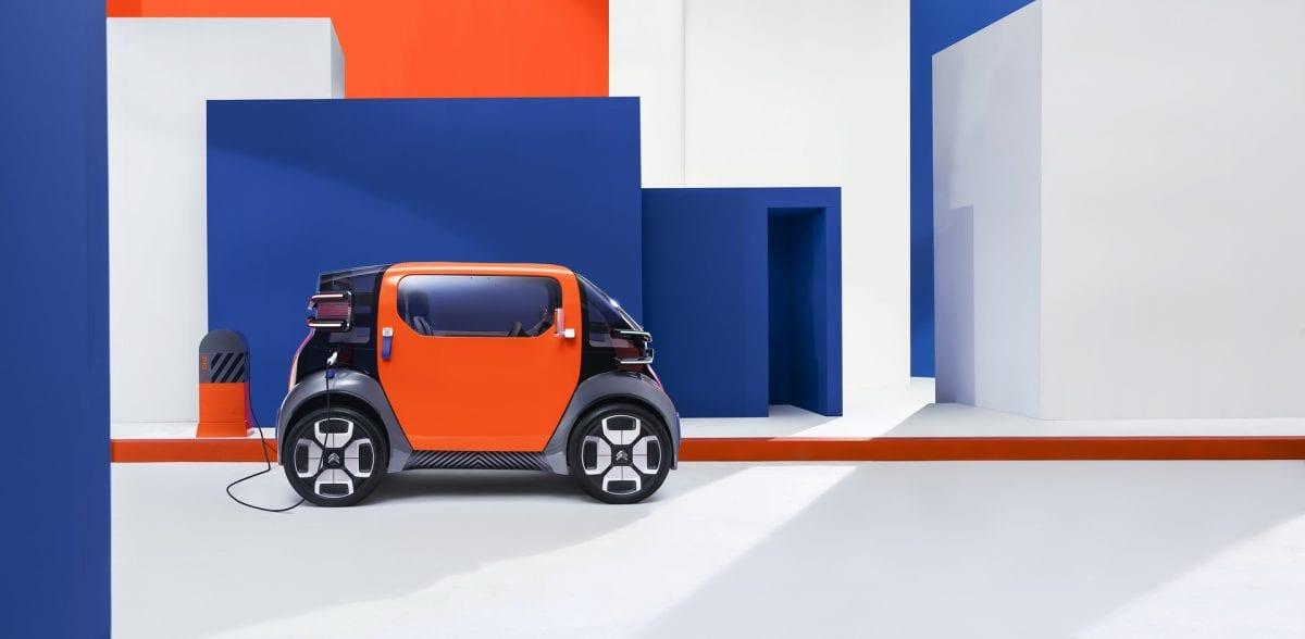 Citroën lança novo carro elétrico Ami – compacto e econômico