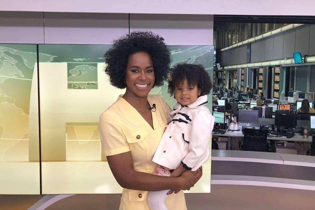 Representatividade: Criança negra se identifica com Maju Coutinho