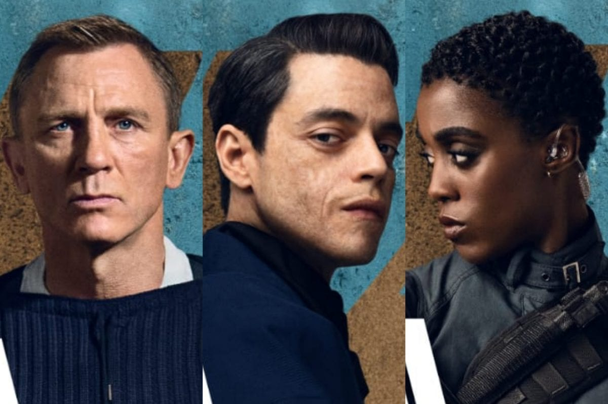 """Divulgado primeiro trailer de """"007 – Sem tempo para morrer"""", assista"""