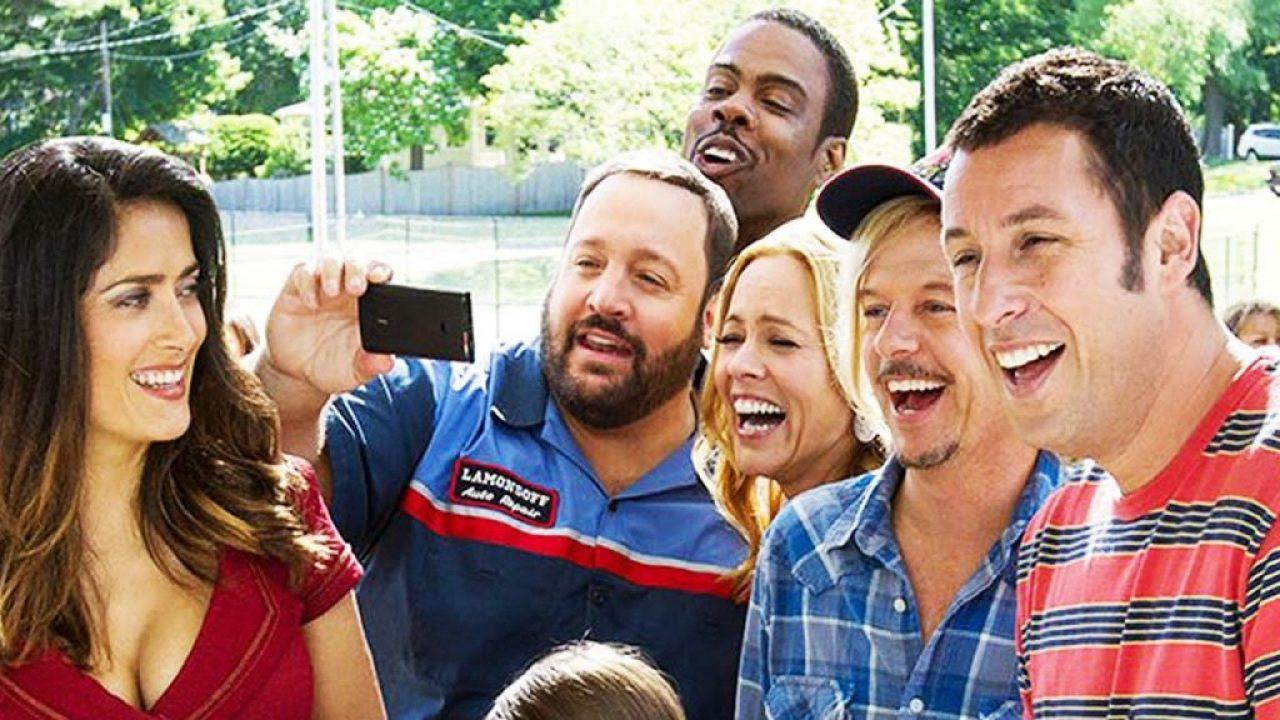 'Gente Grande' no TOP 10 Netlix: Veja outros filmes com Adam Sandler