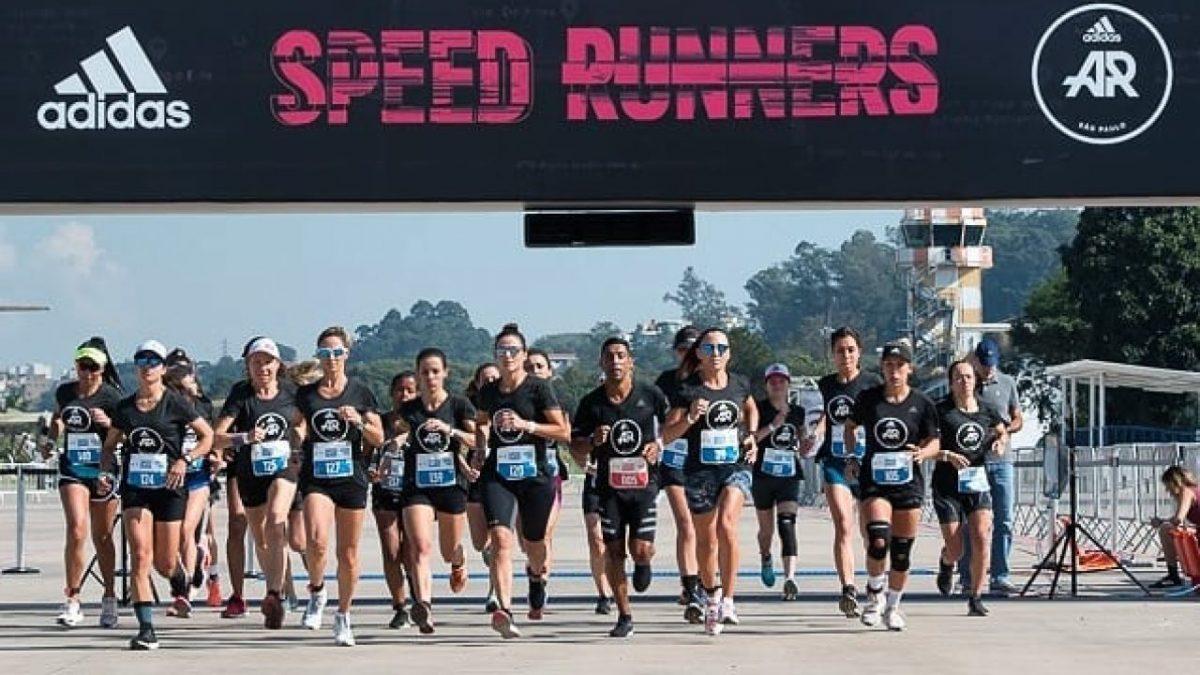 Adidas busca corredores mais rápidos do país em evento gratuito