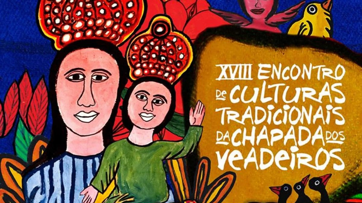 Encontrando culturas: XVIII Encontro de Culturas Tradicionais da Chapada dos Veadeiros