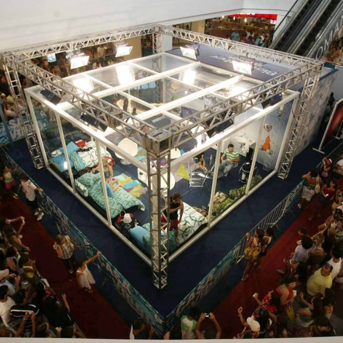 Big Brother Brasil terá 'Casa de Vidro' a partir desse sábado