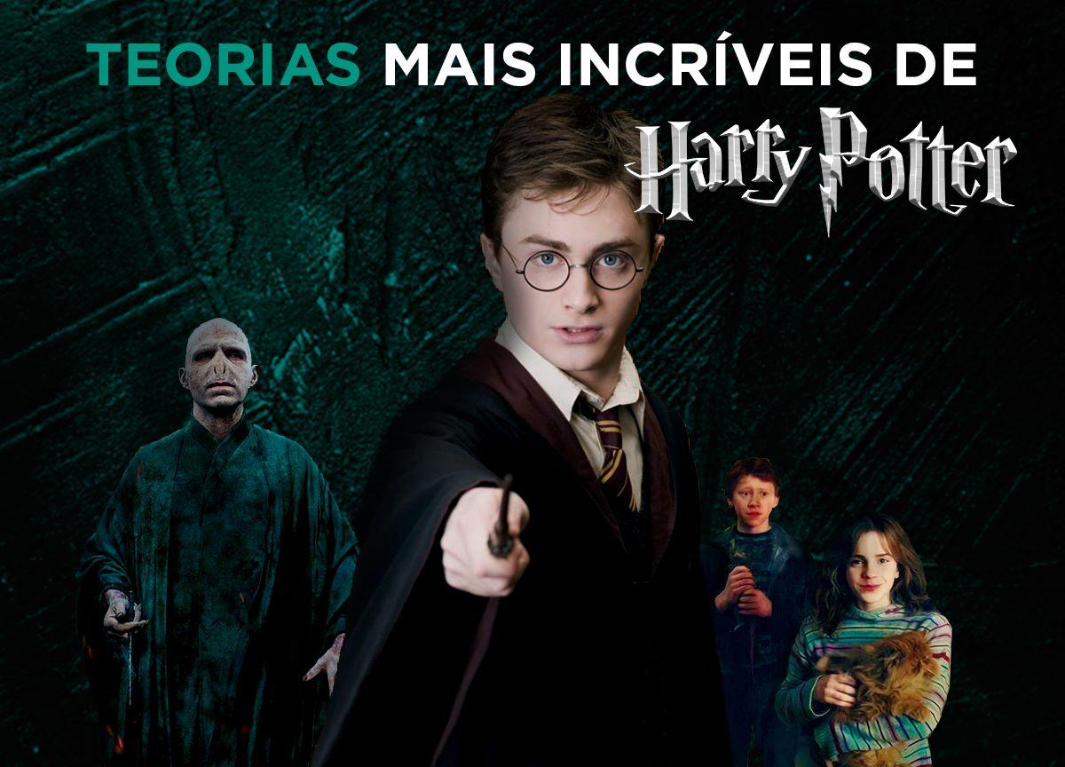 melhores teorias de Harry Potter