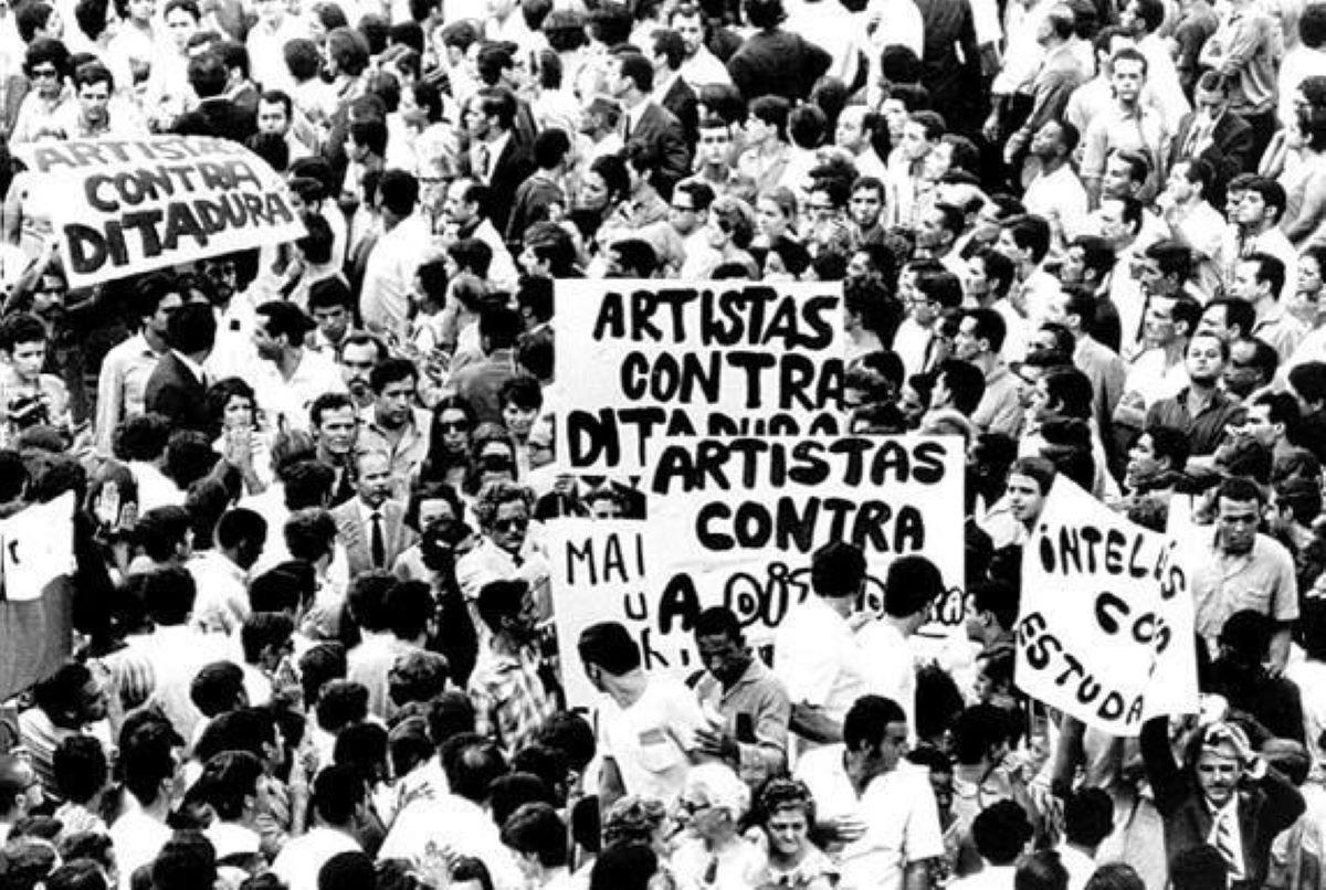 Da MPB às artes plásticas: a irreverência dos artistas na ditadura