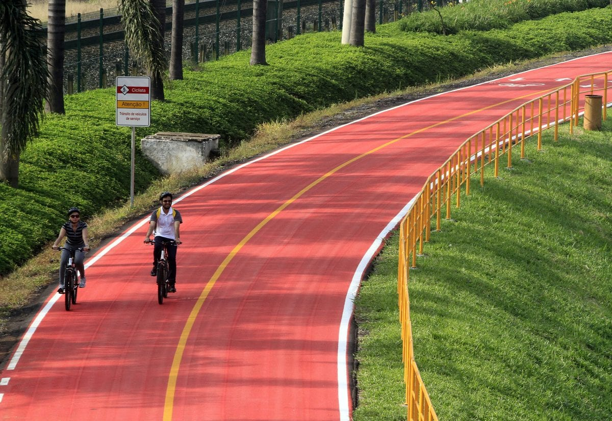 Ciclofaixas em São Paulo: Como elas estão em 2020?