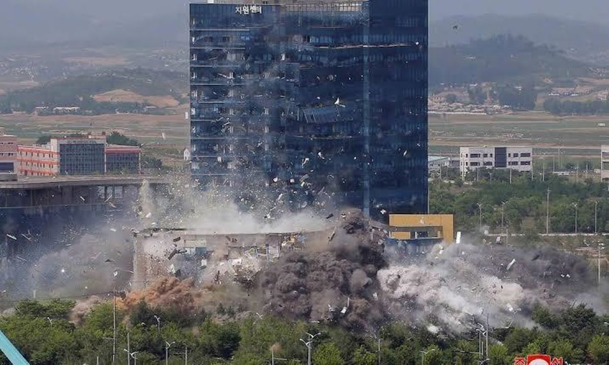 CN implode prédio de acordos