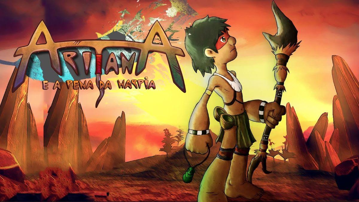 jogo Aritana