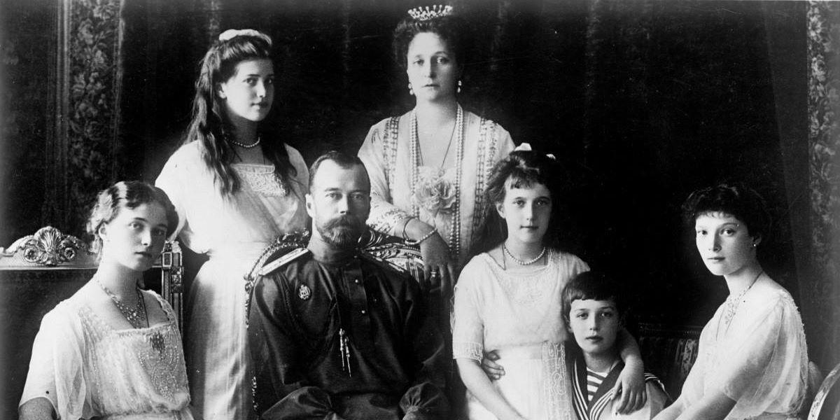 mistério de Anastasia Romanov