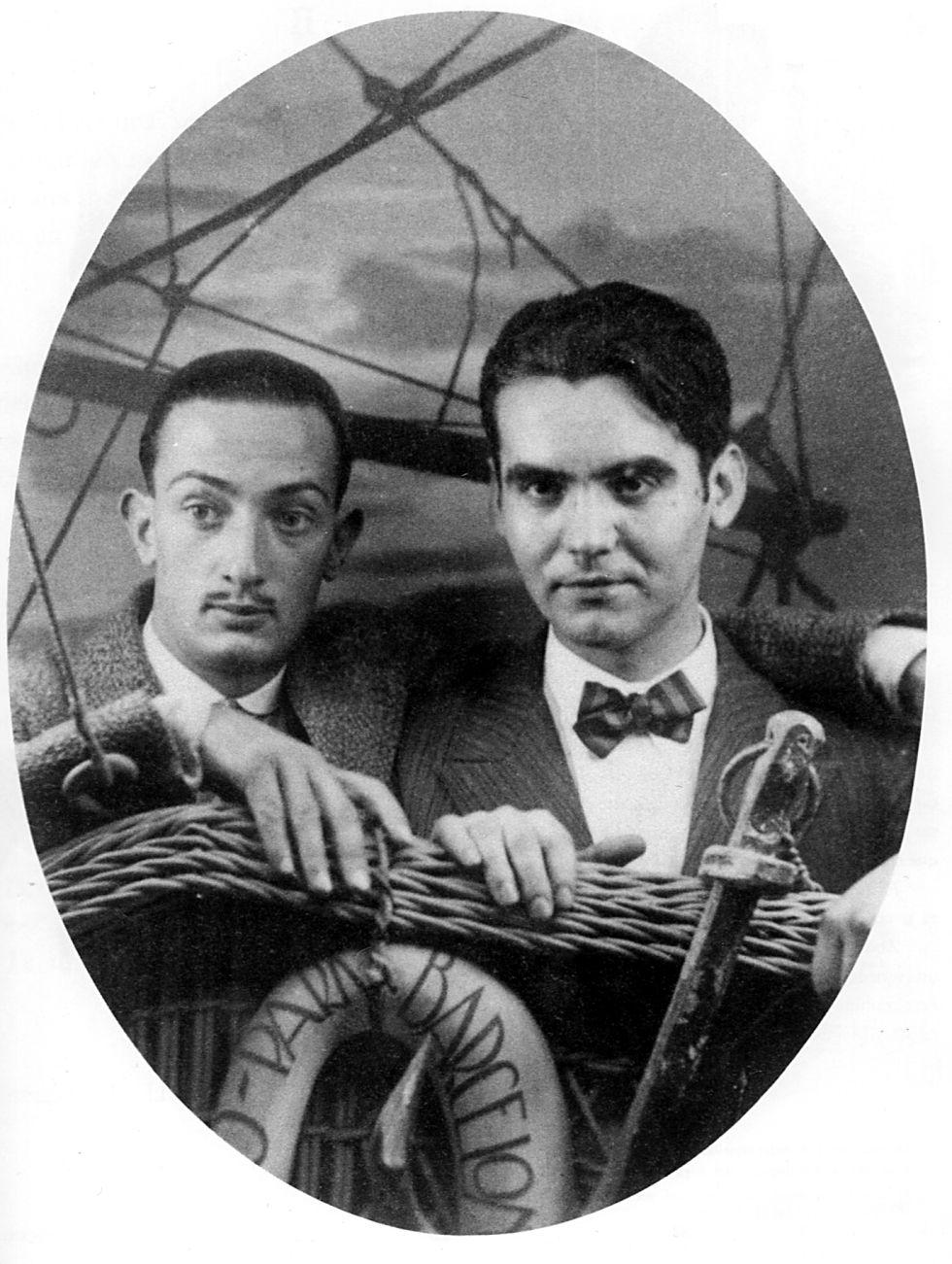 Dalí e Lorca