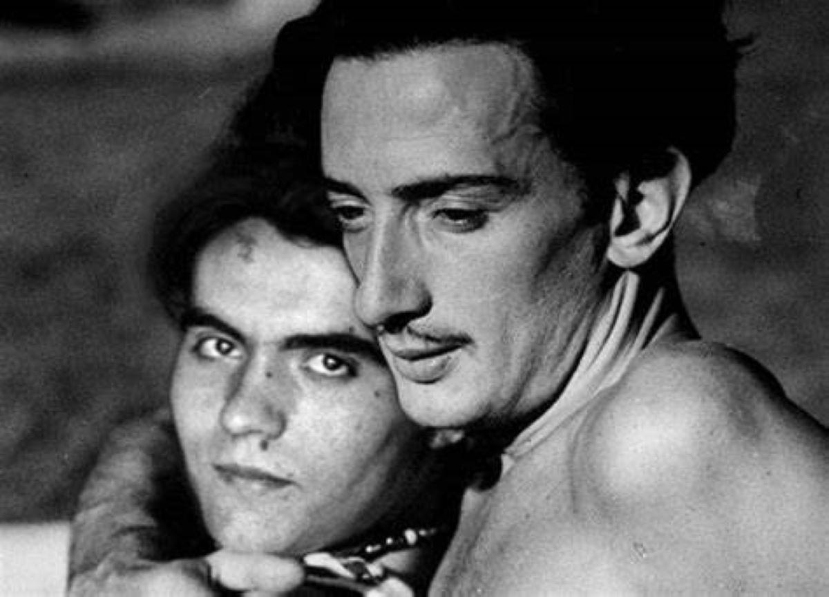 Salvador Dalí e García Lorca