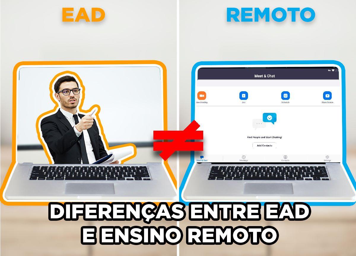 Entenda por que a sua aula on-line não é considerada EAD