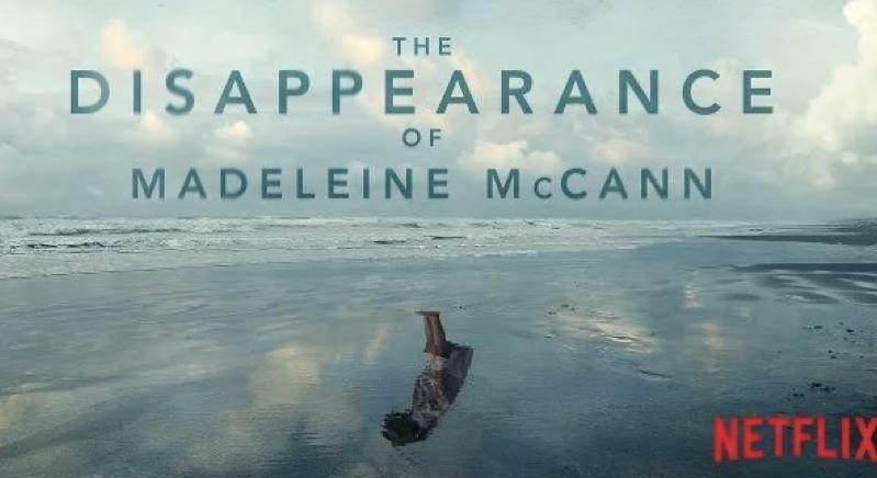 série Madeleine McCann netflix