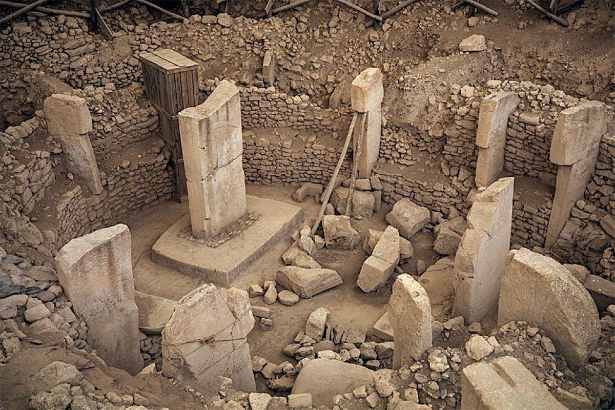 construções mais antigas