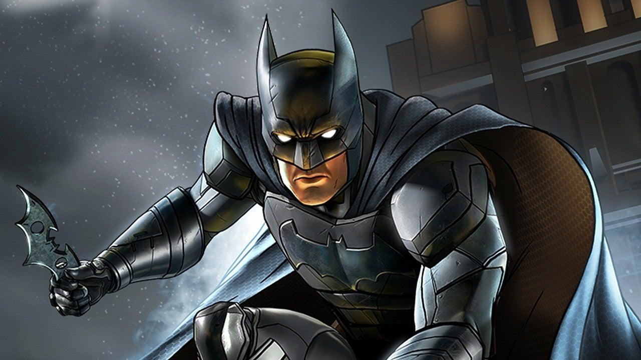 por que Batman não mata vilões